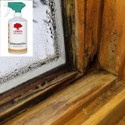 Spray anti-champignons...